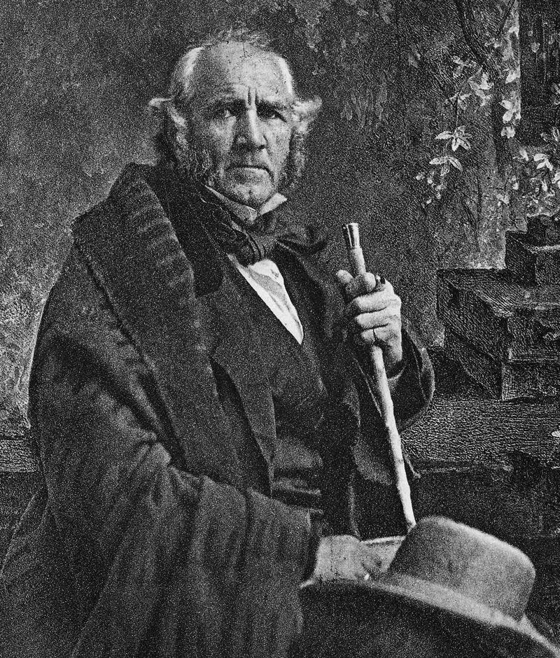 Sam Houston, President of the Republic of Texas