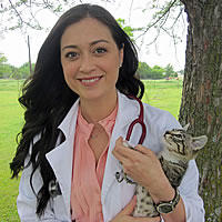 Dr. Karri McCreary, Greenville Animal Hospital