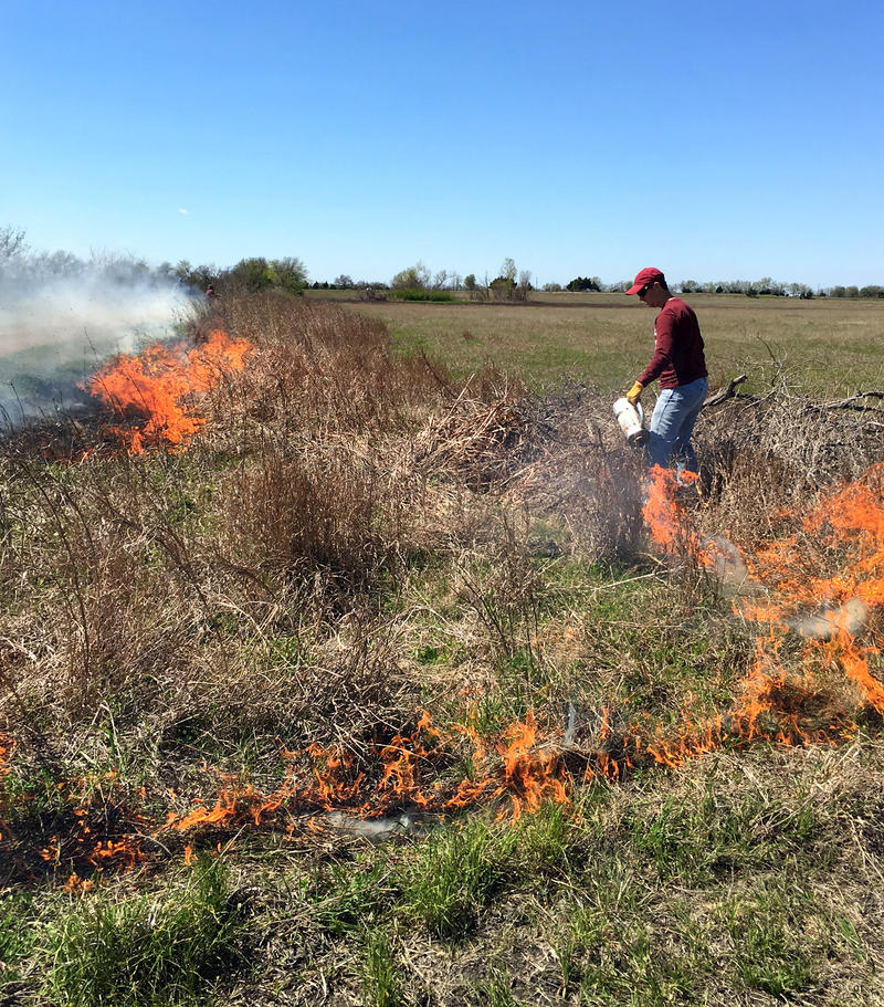 The Tour completed the following Thursday with a prescribed burn in Ben Franklin.