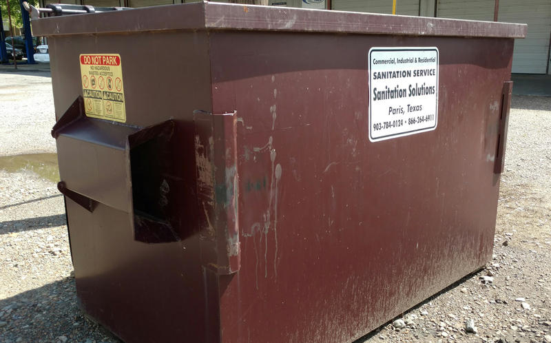 Delta County will be providing dumpsters from Sanitation Solutions at each precinct barn for the upcoming clean-up week, April 23-30.