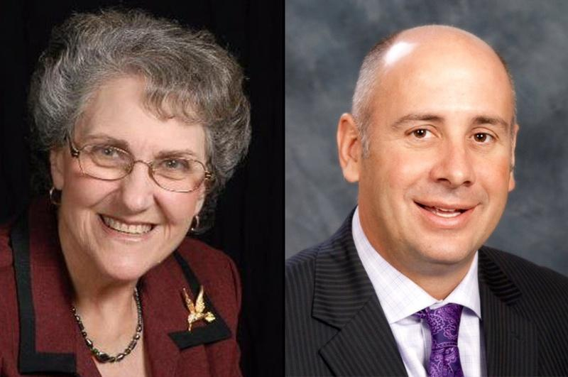 Mary Lou Bruner and Keven Ellis are hoping to represent District 9 on the State Board of Education. Northeast Texas voters will pick between the two Republicans in a May 24 runoff election.
