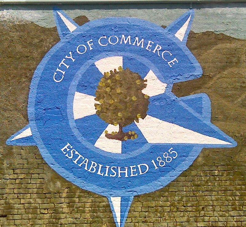 City of Commerce seal