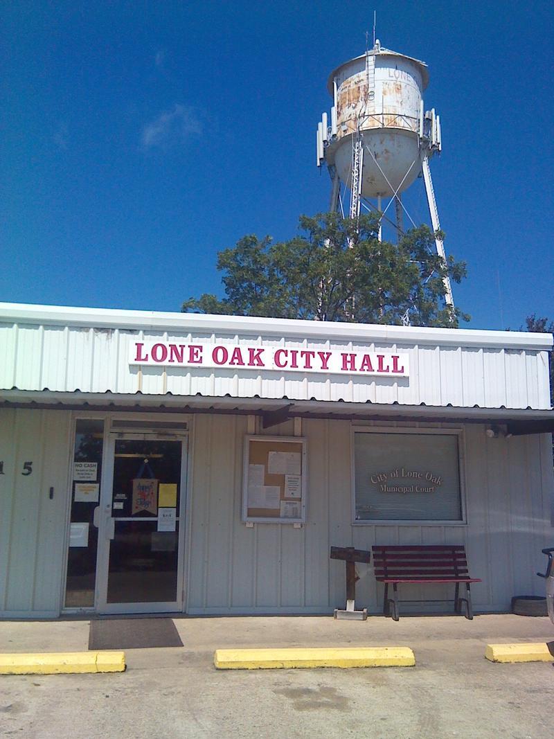 Lone Oak City Hall