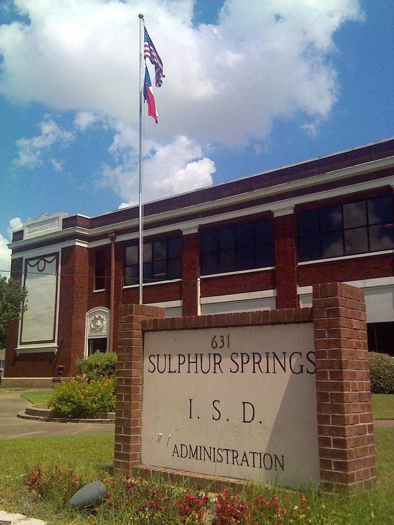 Sulphur Springs ISD building