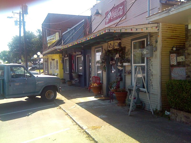 Downtown Quinlan