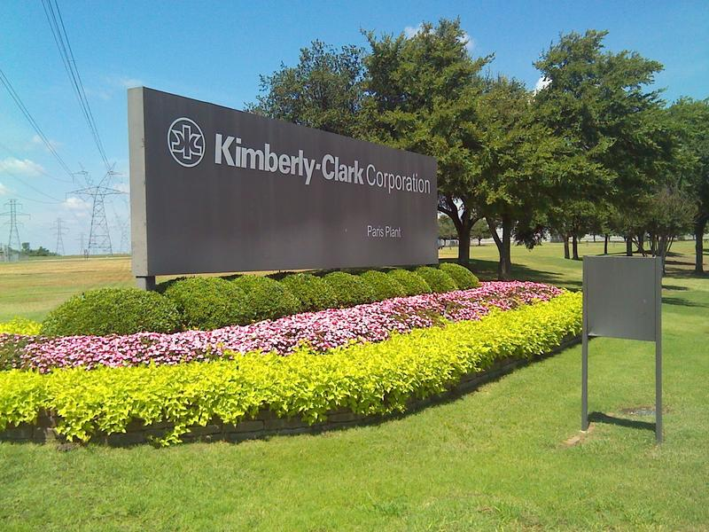 Kimberly-Clark plans to close about 10 of its production facilities, but the company isn't saying which ones will be sold or shut down.