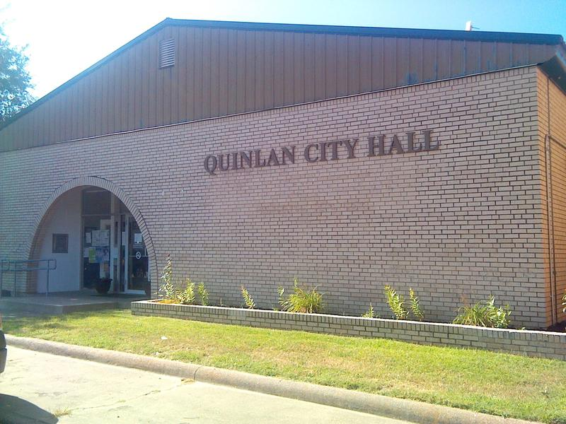 Quinlan City Hall
