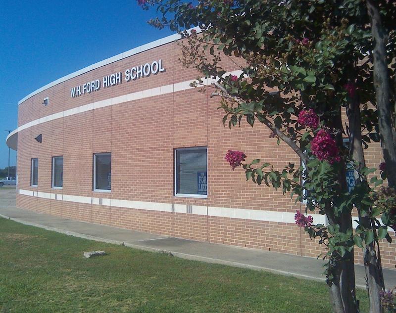 Quinlan Ford High School
