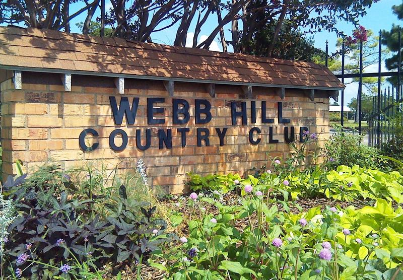 Webb Hill Country Club