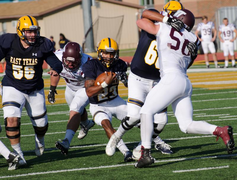 A&M-Commerce is coming off of a dominant 36-0 victory over West Texas A&M on Oct. 29.