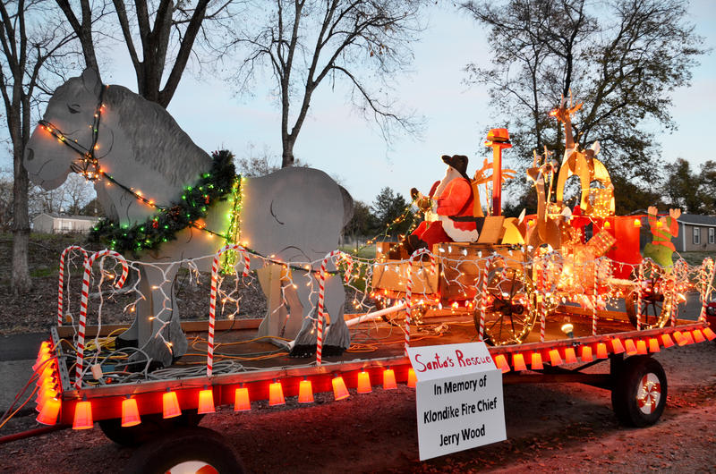 The Delta County Chamber of Commerce annual lighted Christmas parade will be Saturday, Dec. 2, 2017.