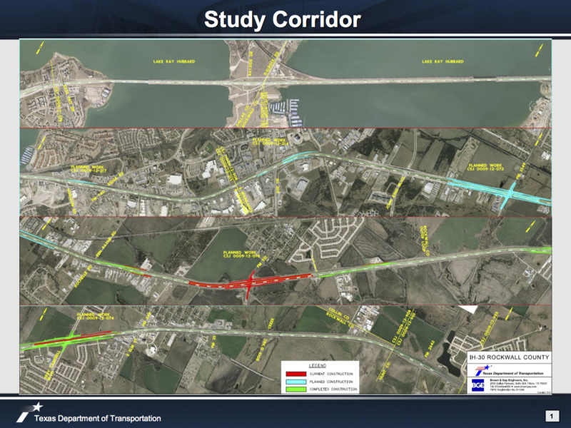 IH30-Study Corridor