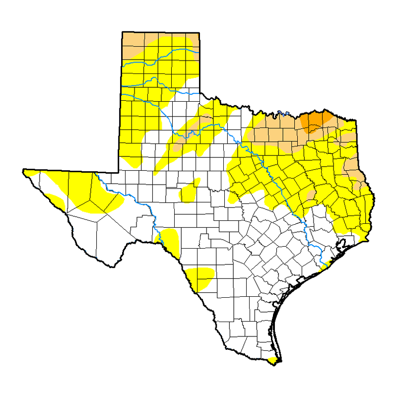 Photo by U.S. Drought Monitor.