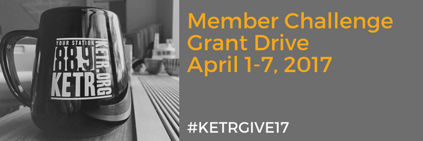 Support Your Station during the Member Challlenge Grant Drive April 1-7!