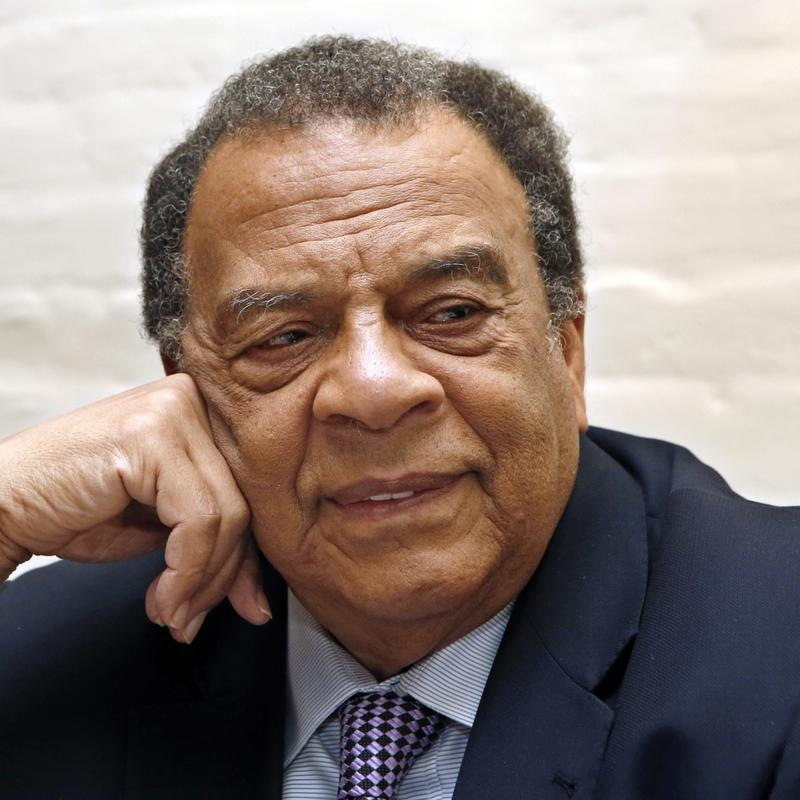 Ambassador Andrew Young will speak at Texas A&M University-Commerce on April 18.