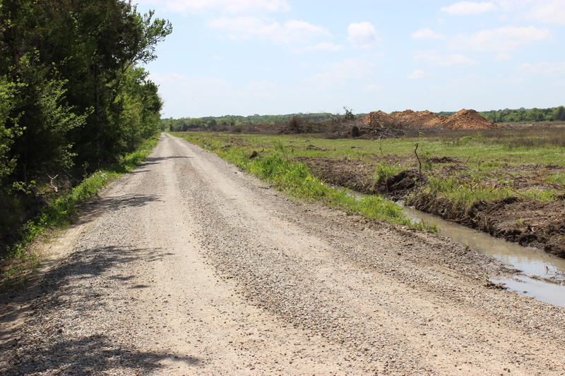Resolve Aggregates wants to expand county roads 1010 and 1020.