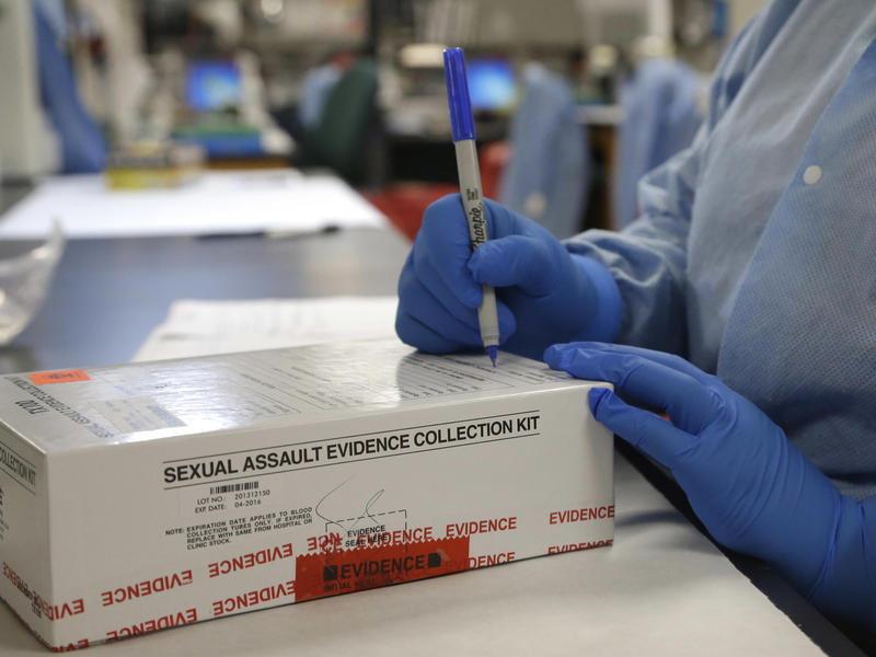 Thousands of sexual assault evidence kits, commonly called rape kits, remain untested in Texas.