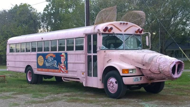 Ben Wheeler Wild Hog Bus