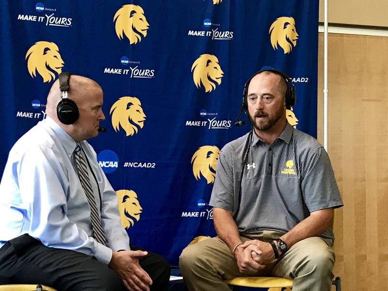 Tim McMurray talks with Colby Carthel on Lions Roar.