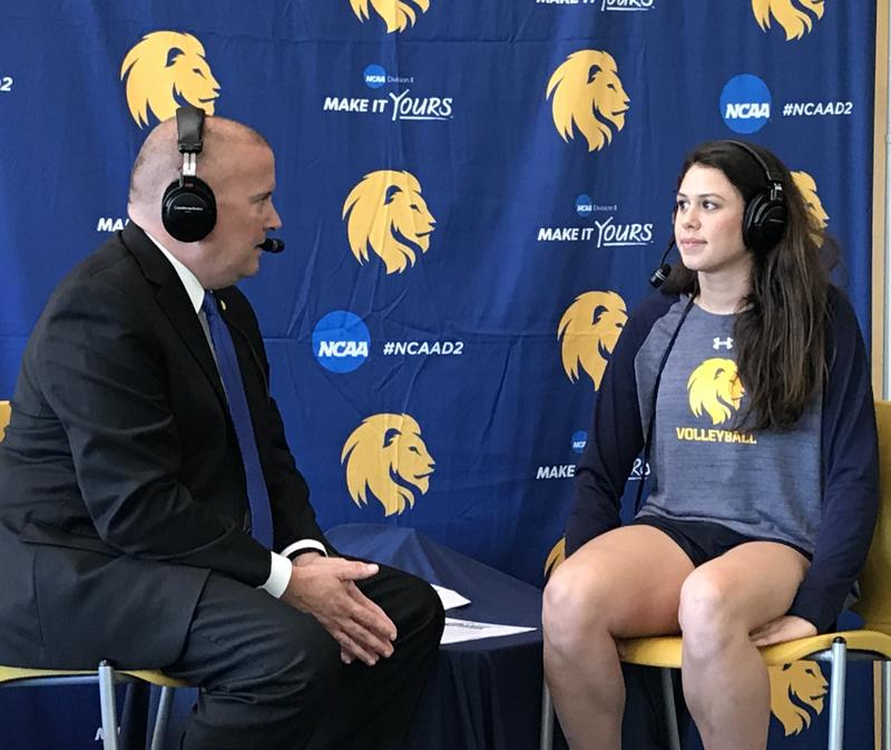 Tim McMurray talks with Sydney Reyes on Lions Roar.