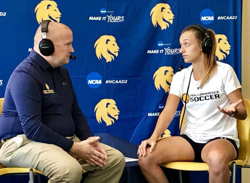 Tim McMurray interviews Sophie Haywood on Lions Roar.