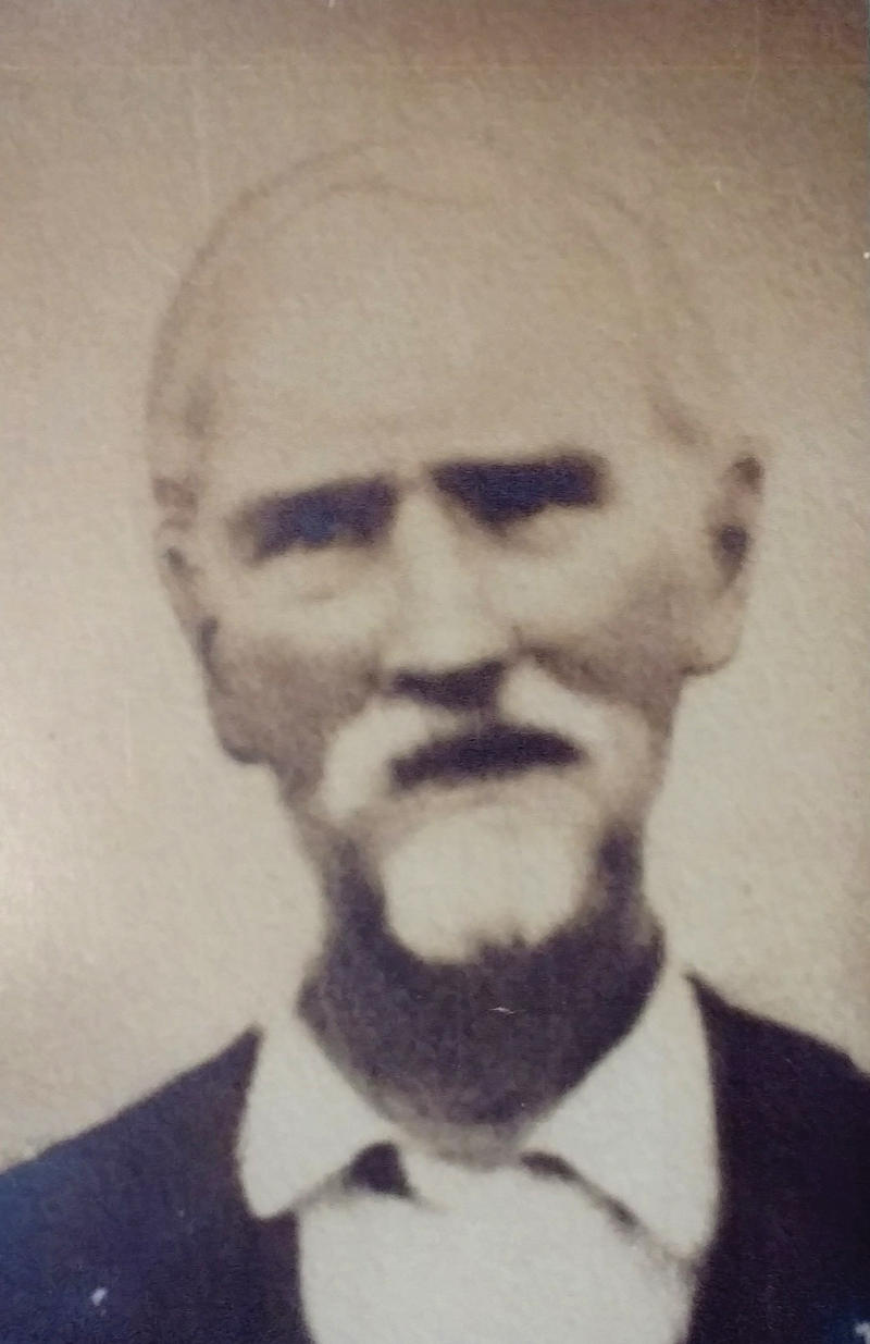 Nathaniel L. Corbet played a crucial part in Delta County history.