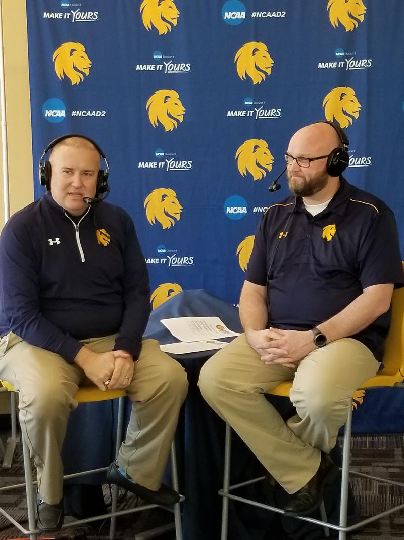 Tim McMurray closes out the show talking about the LSC Volleyball Championship with head coach Craig Case.
