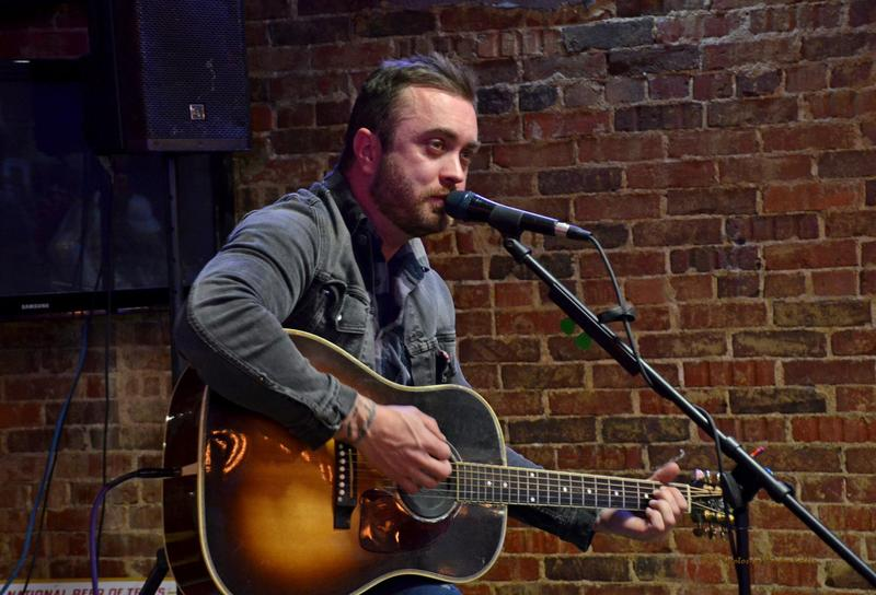 Local artist Matt Dunn will be performing at this year's Chamber Banquet.