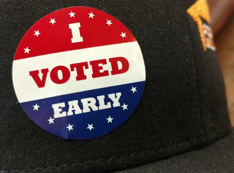 Delta County reports 138 votes cast on the second day of early voting.