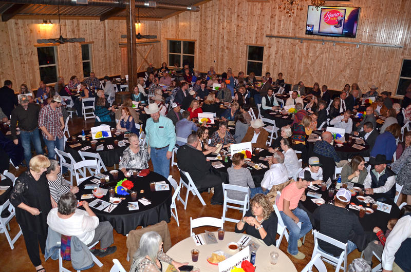 Guests filled Charleston Sky, new event venue in Delta County, for the 2018 Annual Chamber Banquet.