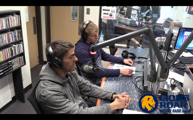 Head track and field coach George Pincock is joined by student-athlete Florian Obst and the duo discuss the beginning of the outdoor season.