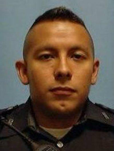 Dallas Police Officer Rogelio Santander was shot during the course of duty on April 24 and died the following morning.