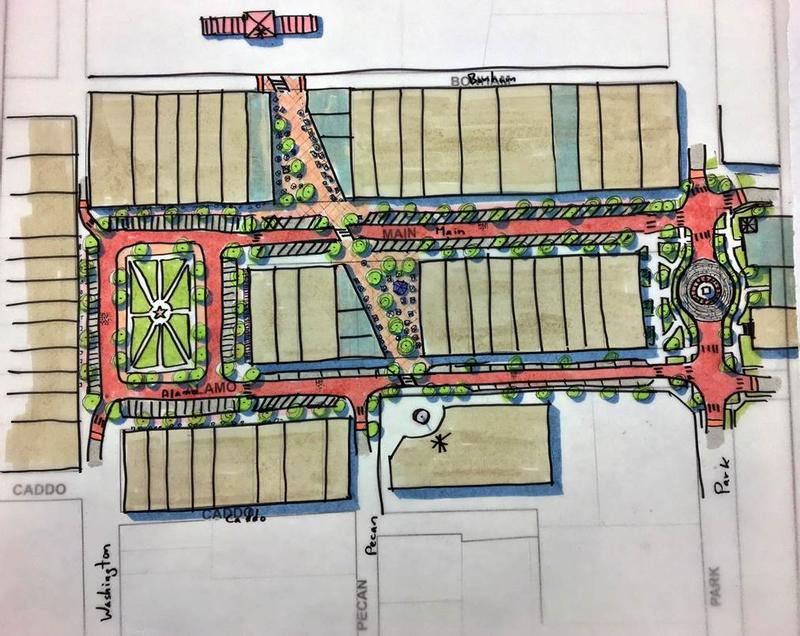 Downtown Commerce plan