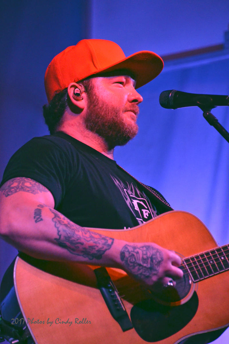 Stoney LaRue will be the highlight of this year's annual Cotton Harvest Festival in Cooper, Texas.