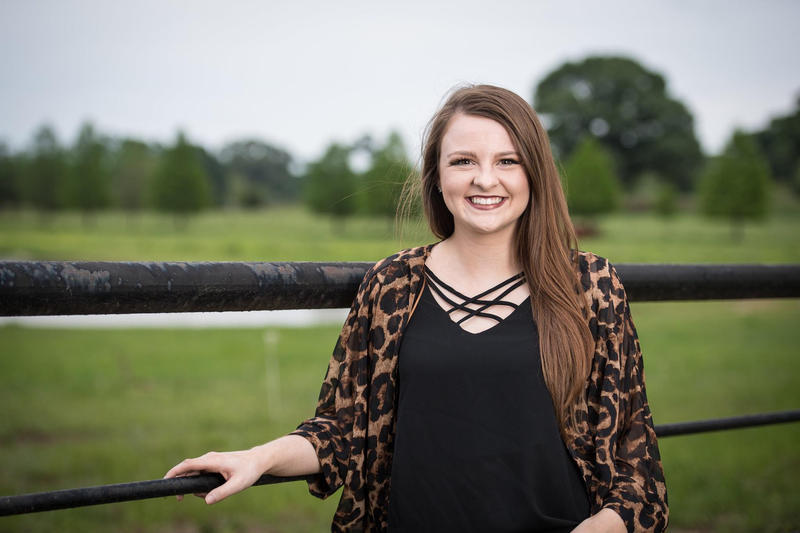 Morgan Wood will be starting as the new Delta County Extension Agent.
