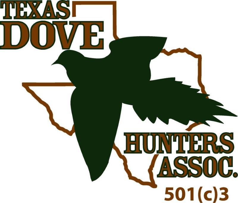 Texas Dove Hunters Association logo