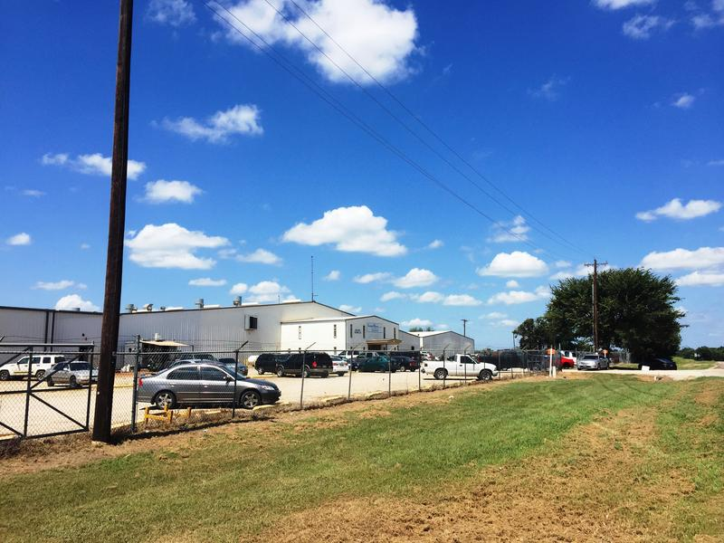 Load Trail, a trailer-assembly plant in western Lamar County, was closed to the public during the Aug. 28 Immigration and Customs Enforcement raid.