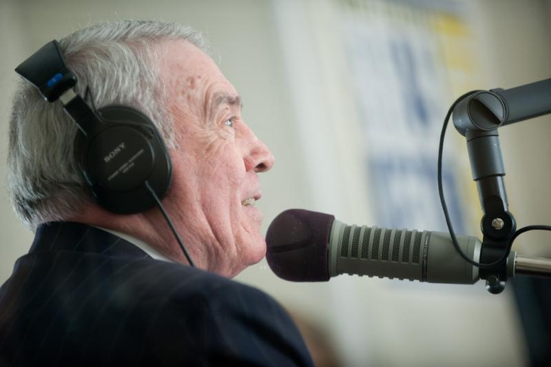 Dan Rather discusses his career and his take on the state of journalism in an April 17th interview.
