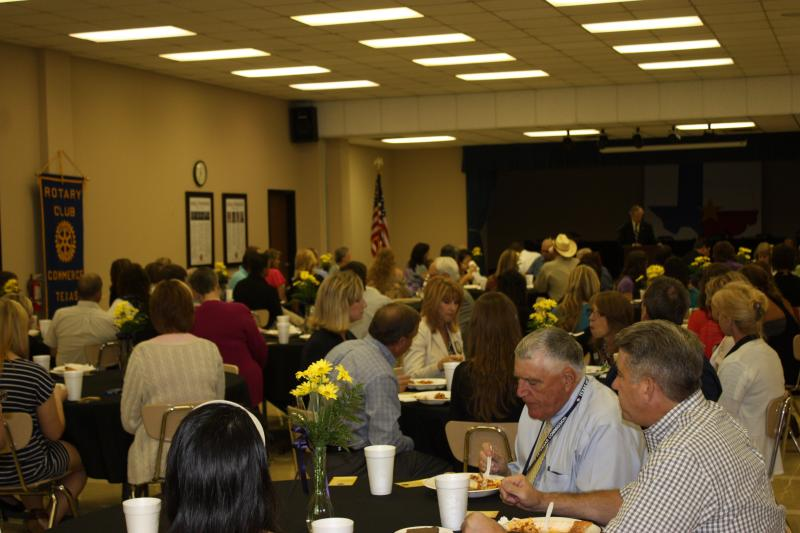 Rotary Scholar Luncheon, May 9, 2012