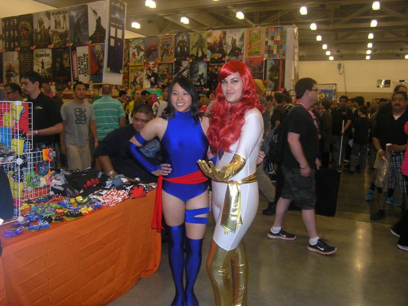 Dallas Comic-Con 2013