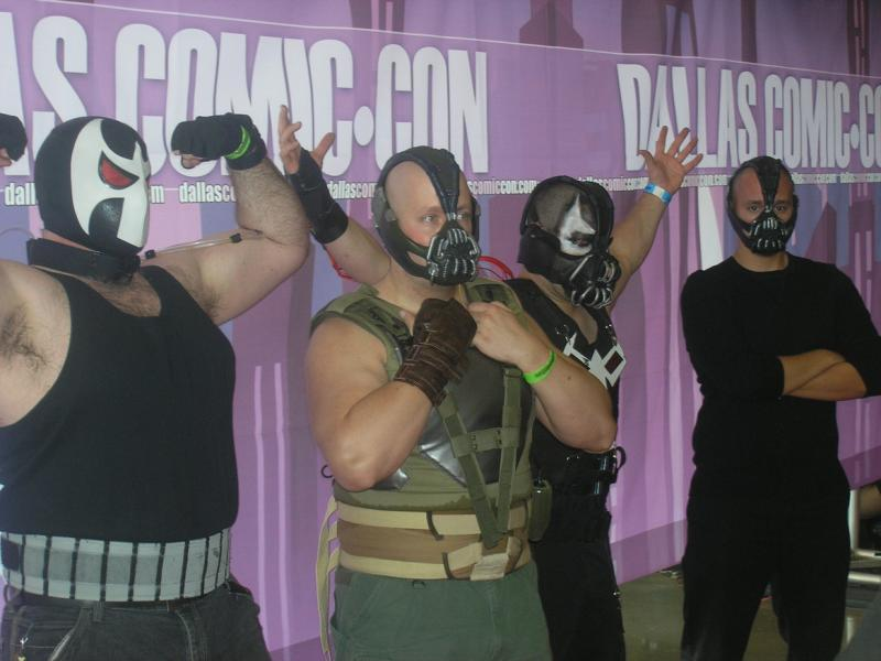 Dallas Comic-Con 2013