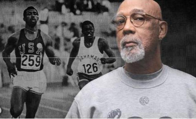 Carlos completed a year at East Texas State University before competing in the 1968 Summer Olympics in Mexico City.