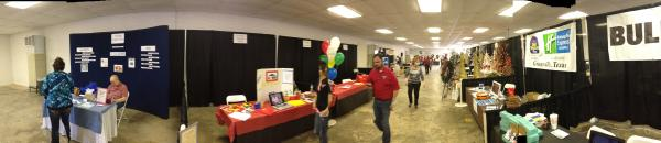 Greenville Business Showcase at the Hunt County Fairgrounds