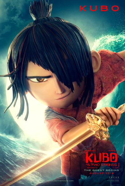 Late Summer Film Hits Kubo And The Two Strings And Southside