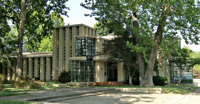 Oklahoma 39 s most endangered places kgou for Frank lloyd wright oklahoma