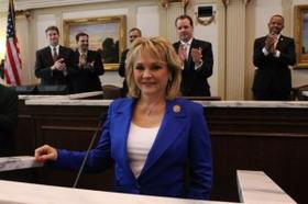 Gov. Mary Fallin
