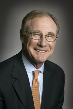 OSU President Burns Hargis