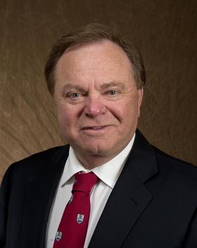 Continental Resources CEO Harold Hamm