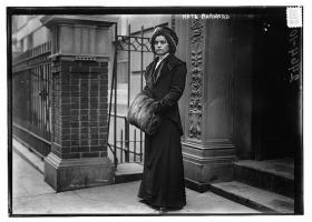 "Catherine Ann ""Kate"" Barnard (May 23, 1875 - February 23, 1930)"