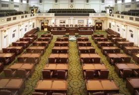 House Chamber - Oklahoma State Capitol